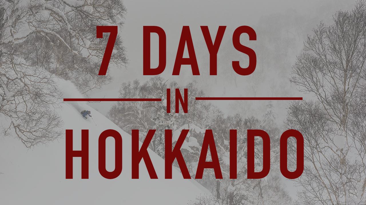 Hokkaido Tourism - Video project
