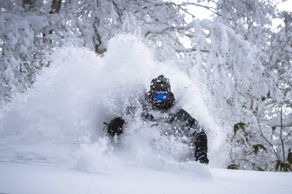 February conditions in Japan
