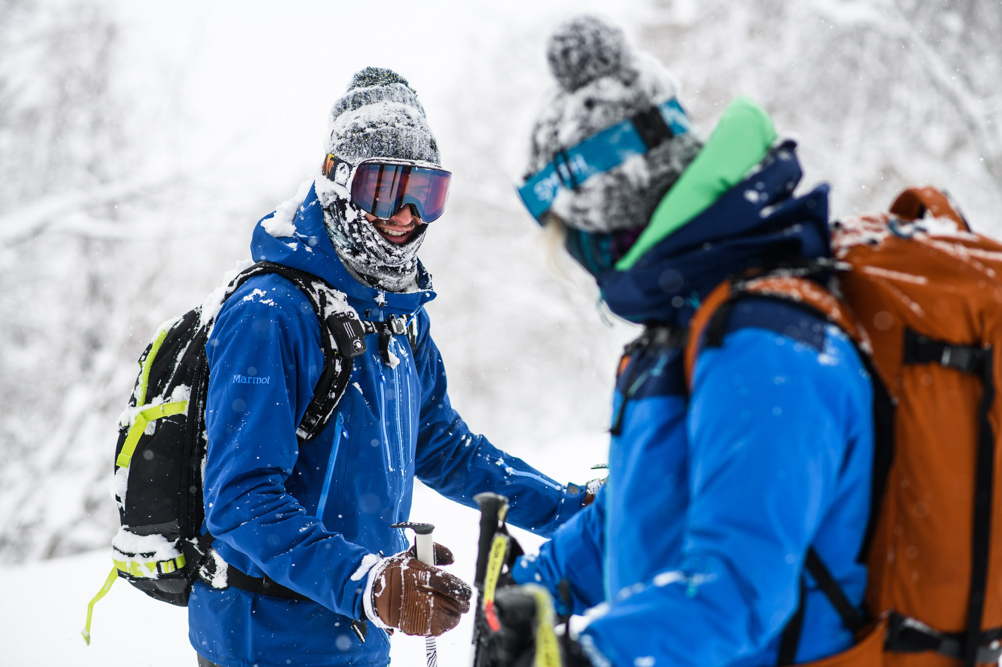 A Group - Some of our best memories in life come from group experiences. I'm thinking of: weddings, weekends with friends, spontaneous group shindigs, family vacations, bachelor or bachelorette parties, and of course ski trips while exploring a new culture.