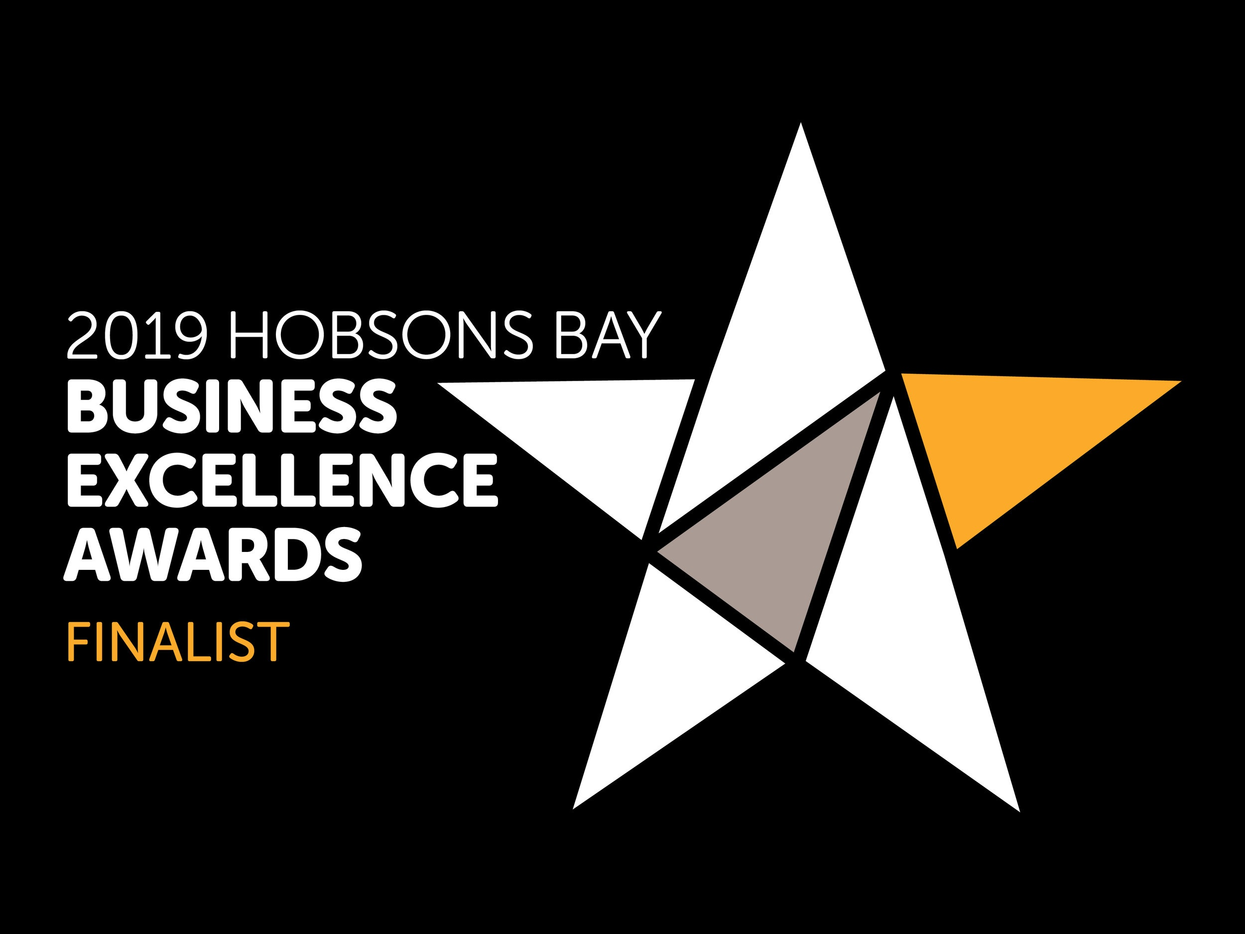 Business Excellence Awards Finalist 2019
