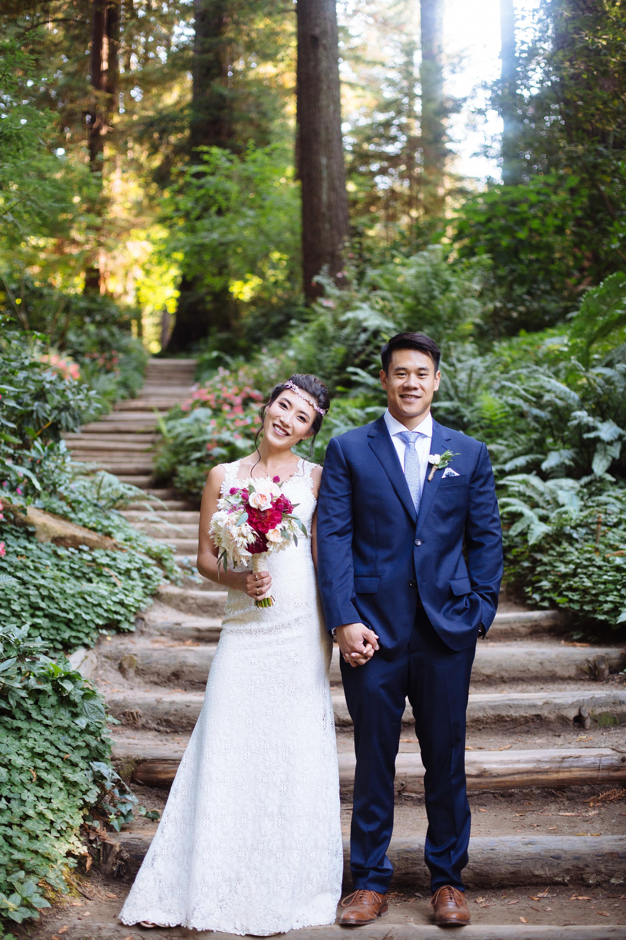 Los Gatos Wedding Photography