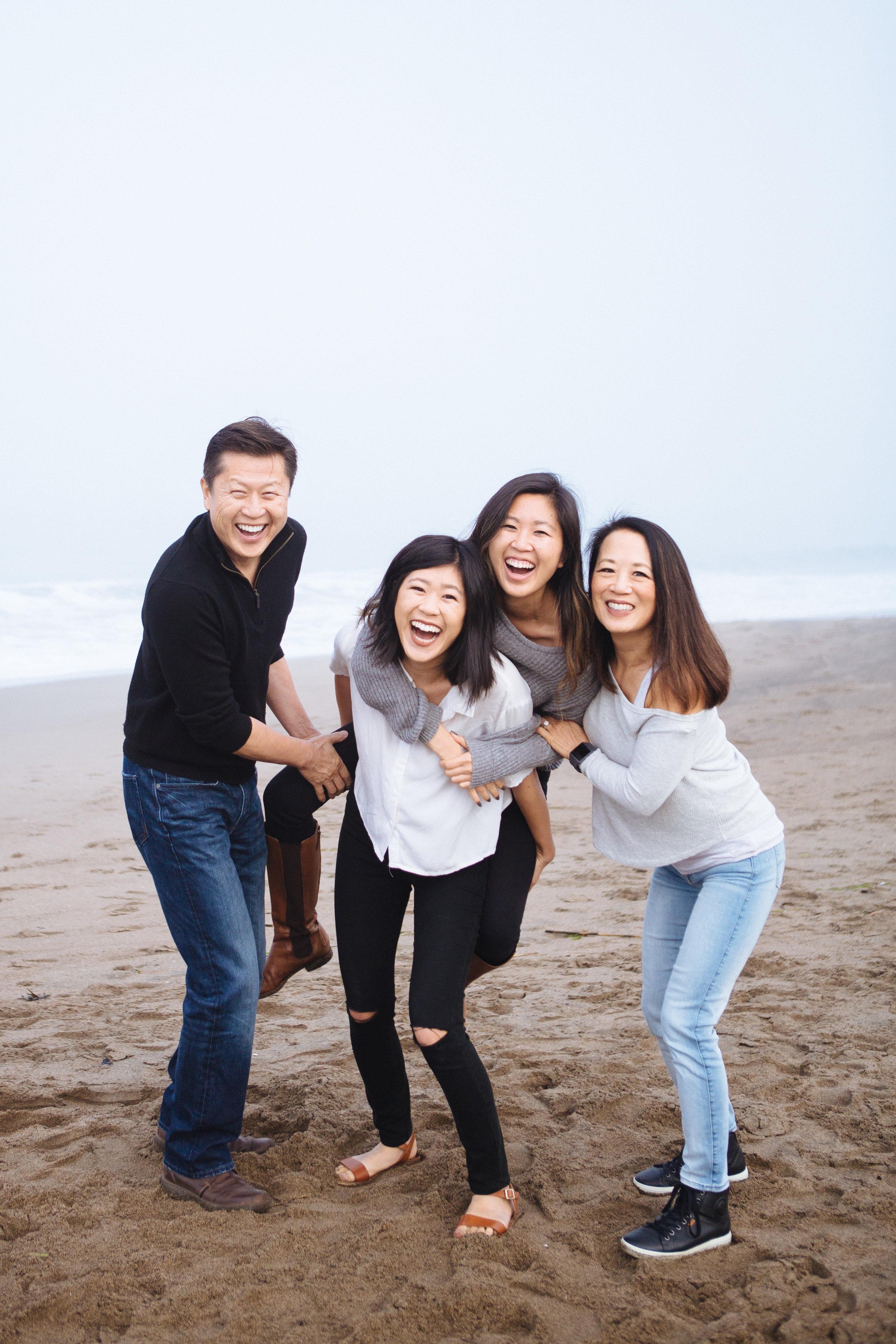 San Francisco Family Photography