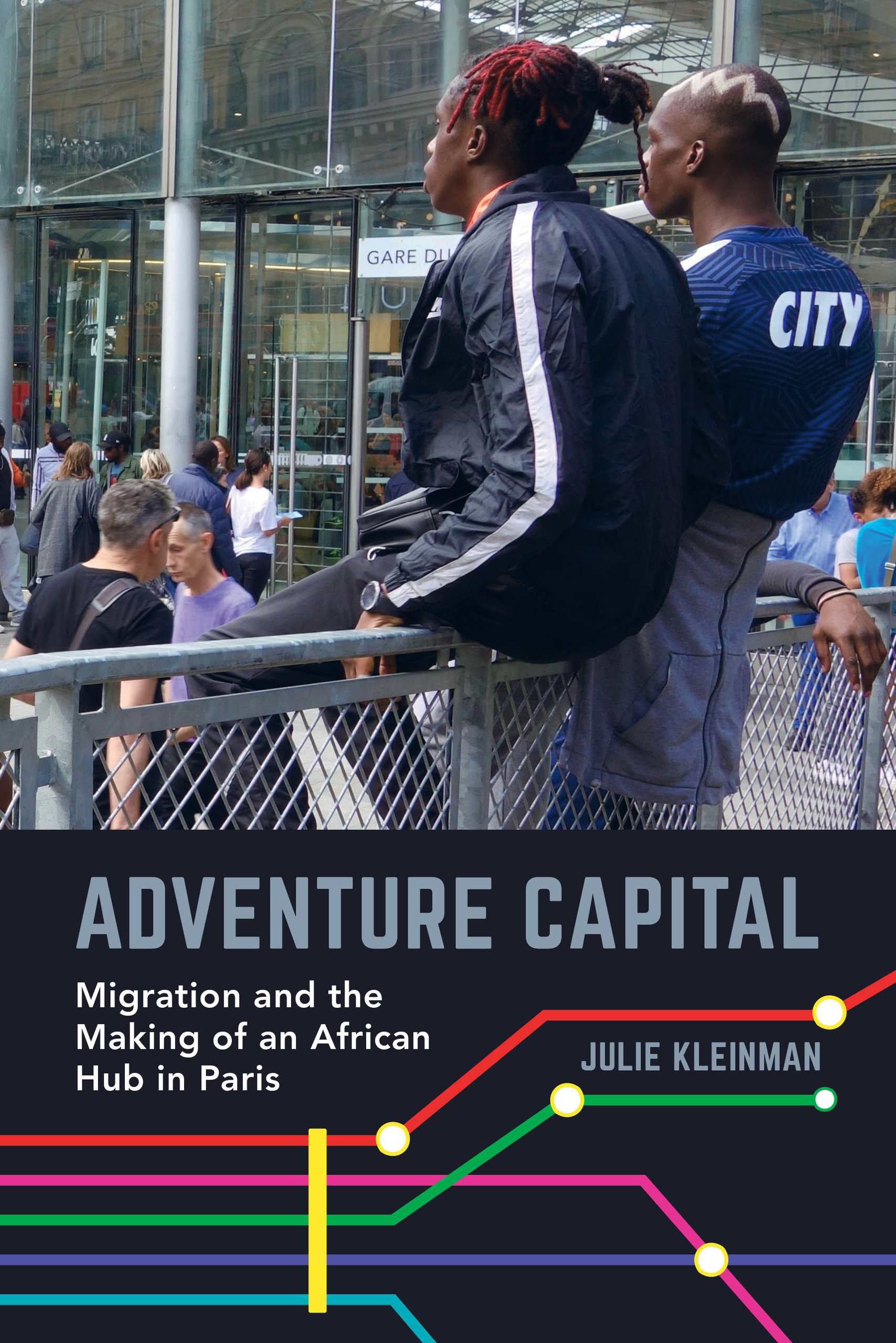 Adventure Capital by Julie Kleinman