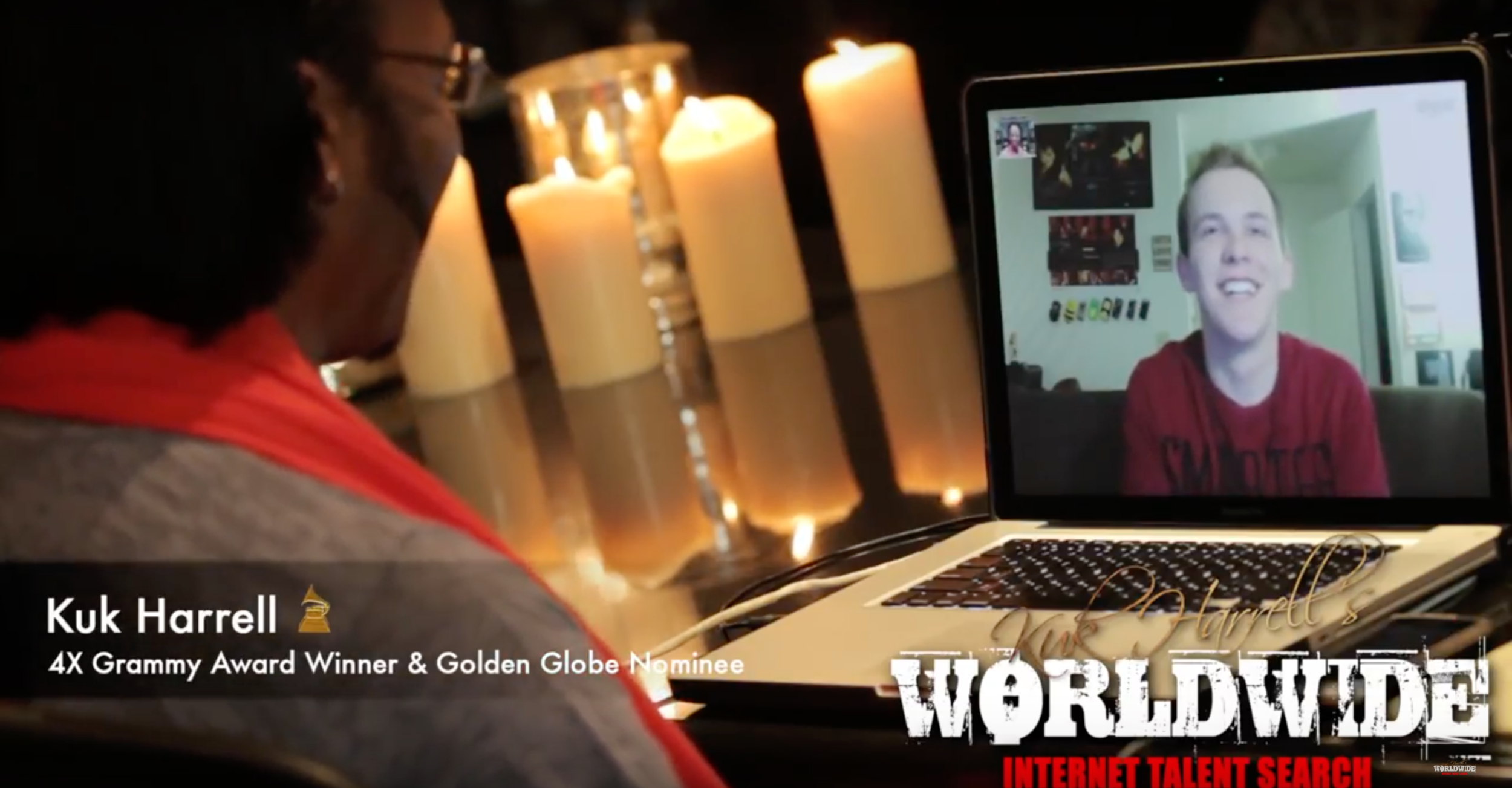 Video Conference & Voice Lesson with Kuk Harrell