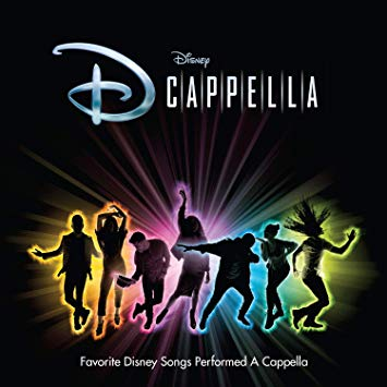 Disney's DCappella (Walt Disney Records) - Tenor