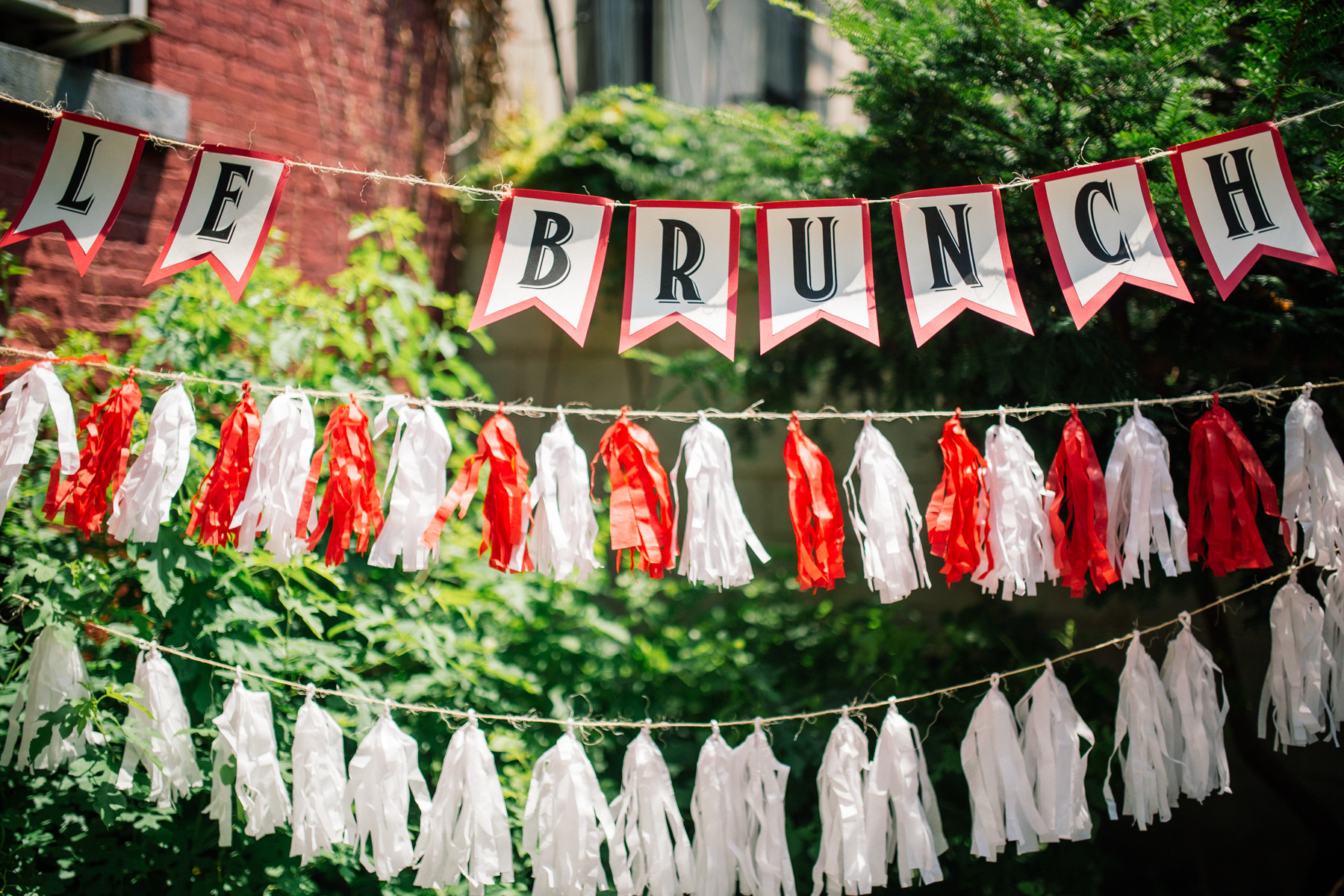 Bastille Day | Beauty and Brunch