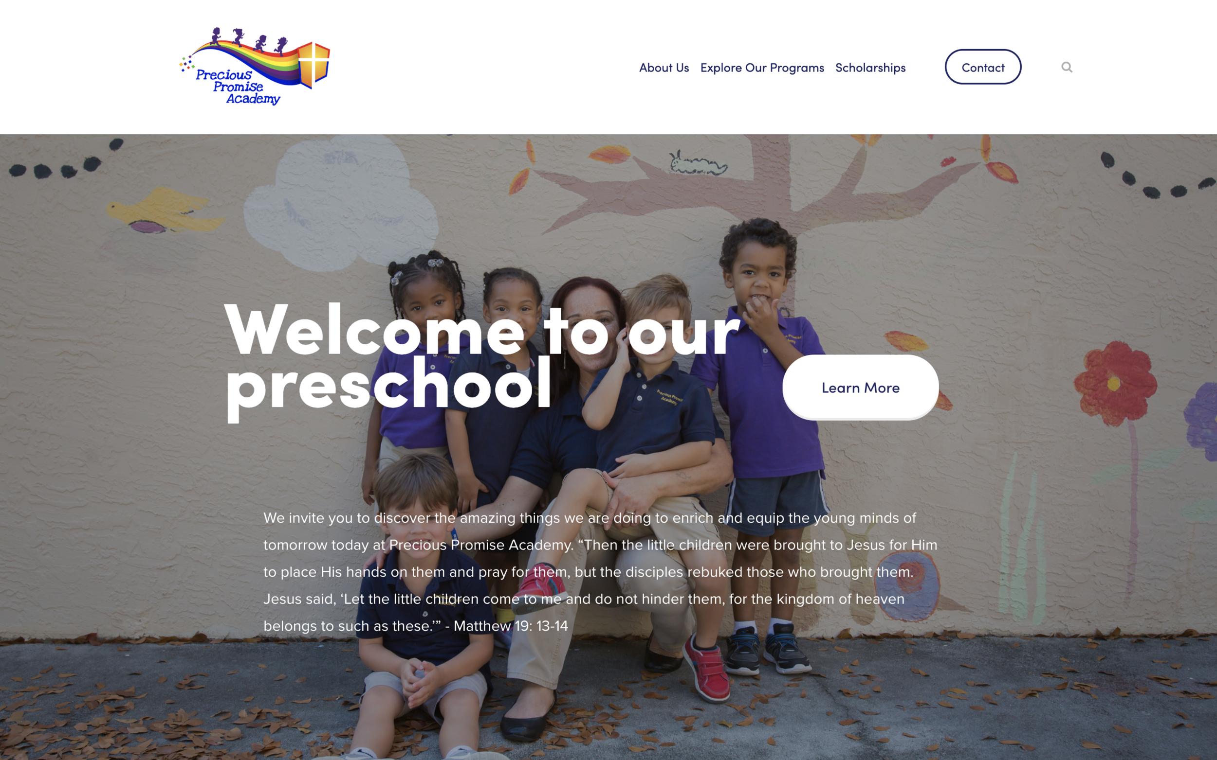 Precious Promise Academy