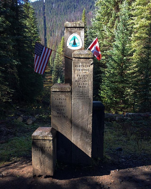 the terminus. our journey is complete. Sep 27, 1015. #finishedthepct #crushedit #2600mileclub