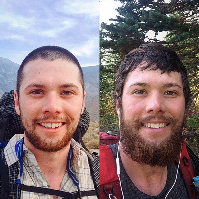 Ben, before and after #letmetakeaselfie