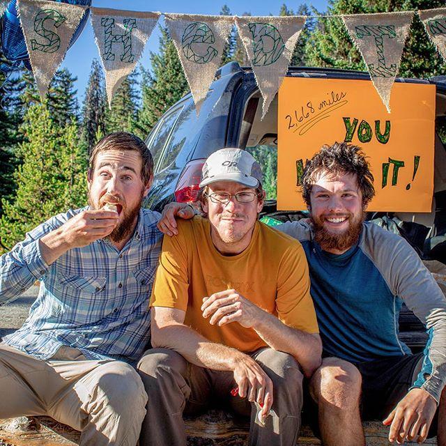 Chris, Nick, and Ben
