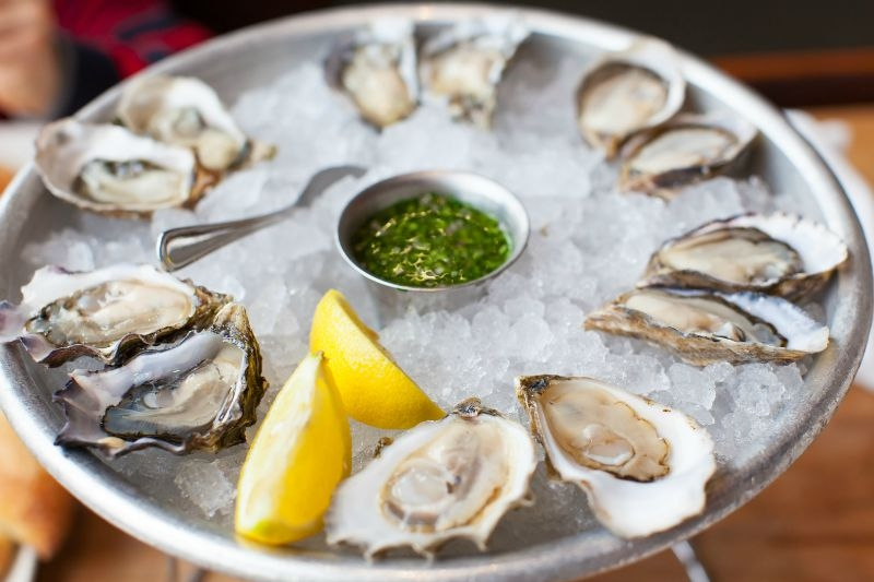Morgans Fish House Oysters Westchester Mag