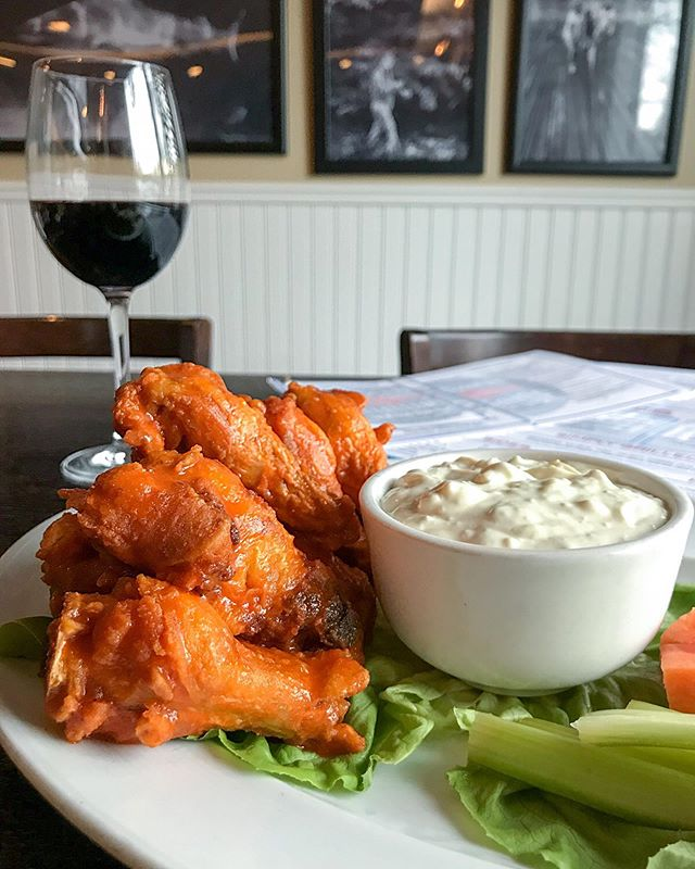 SWIPE ➡️ We're about to let you in on a little secret... while #seafood may be our specialty, our #BuffaloWings are some of the best you'll ever have. Hey @westchestermagazine, you might need to add us to the wings category for the next #BestofWestchester! We'll put these up against anybody! Join us!