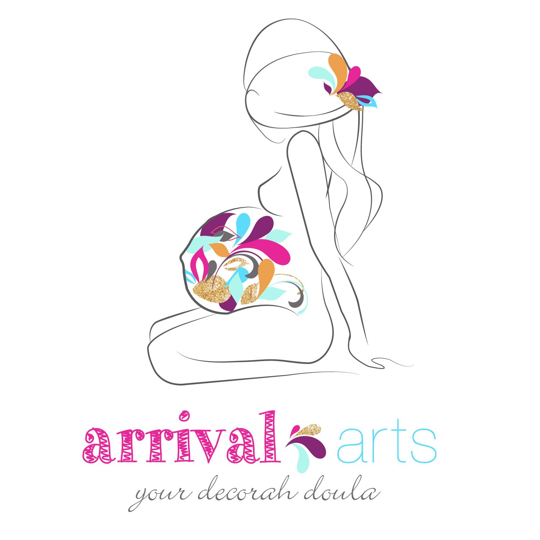 ArrivalArts_Woman_AllText_CharcoalTagline.png