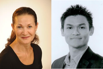 New MBA Artistic Director, Irina Vassileni and Ballet Master Chien-Ming Lin