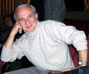 Retiring Artistic Director, Nikoloz Makhateli