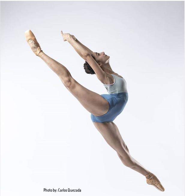 Corinne Jarvis - Compañía Nacional de Danza (National Dance Company) of Mexico