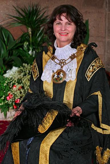 Councillor Cynthia Thompson