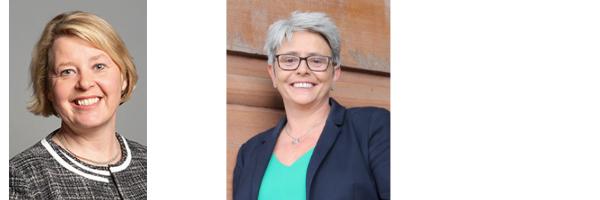 Nickie Aiken MP Annie Wells MSP