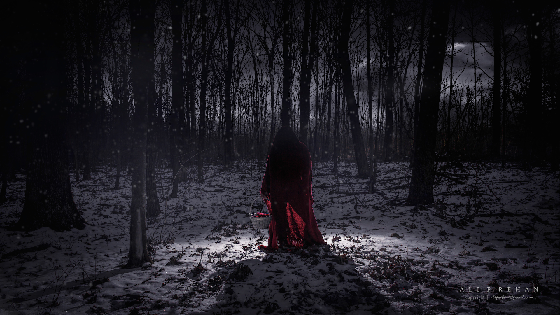 Another Red Riding Hood