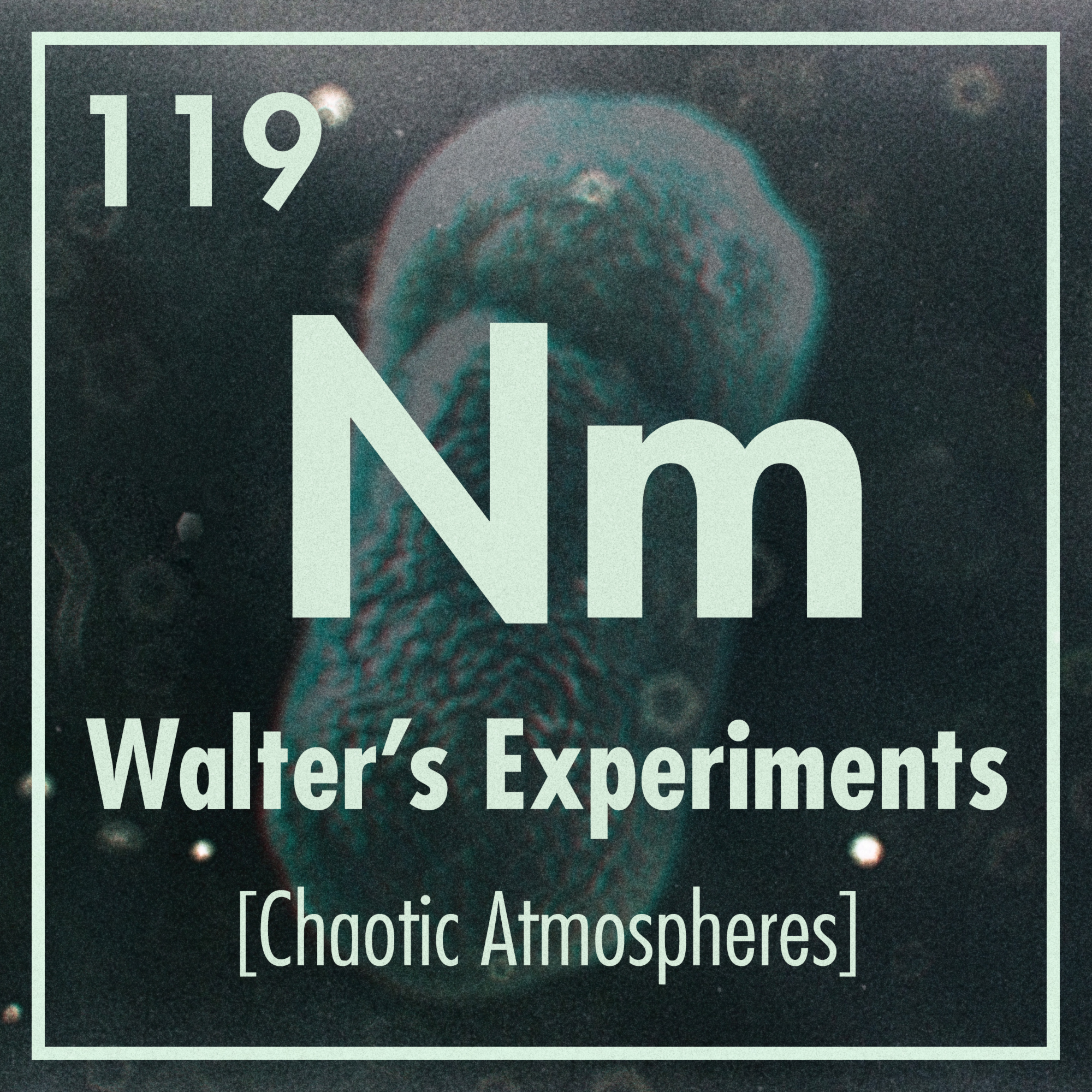 CHAOTIC ATMOSPHERES,  Walter's experiments