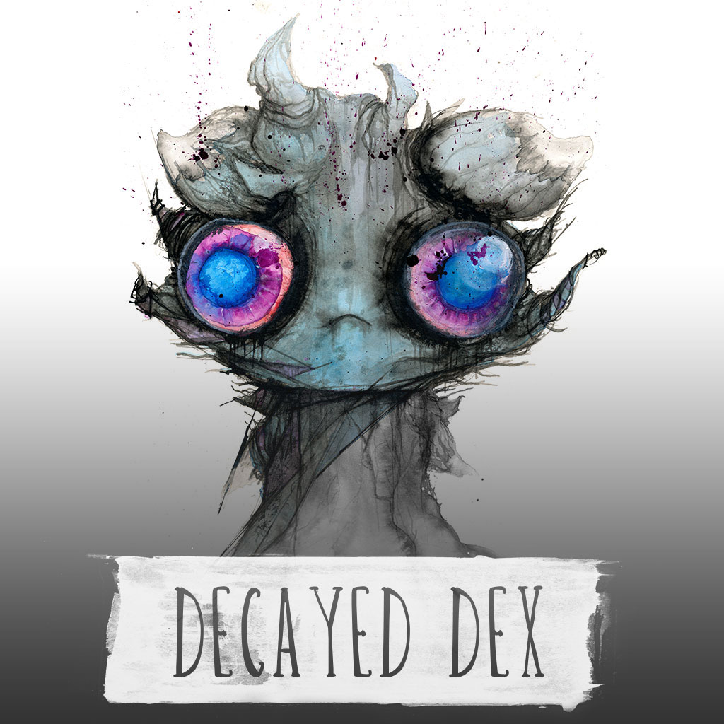 WEDNESDAY WOLF,  decayed dex
