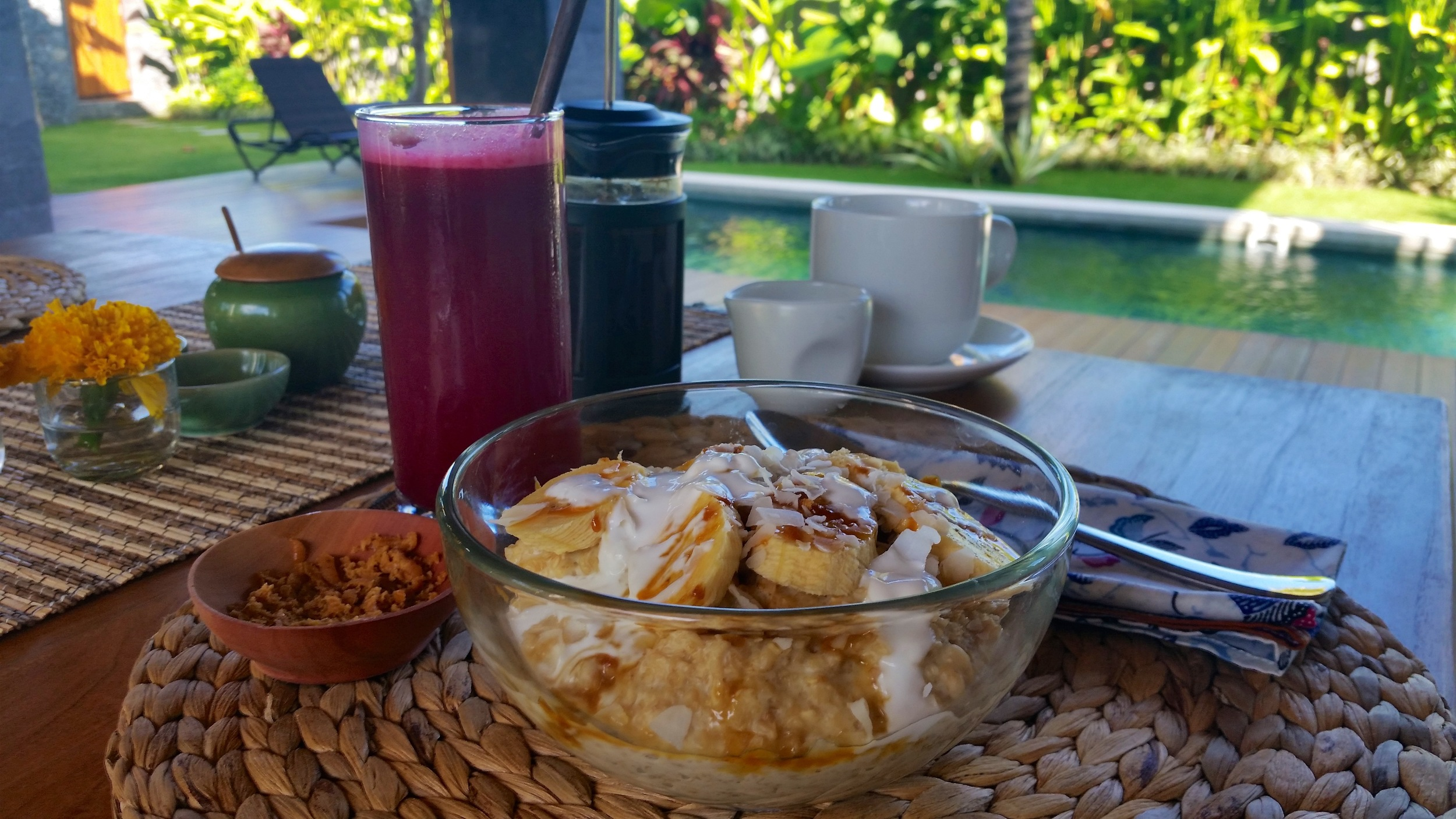 Delicious Breakfast Melali Bingin Bali
