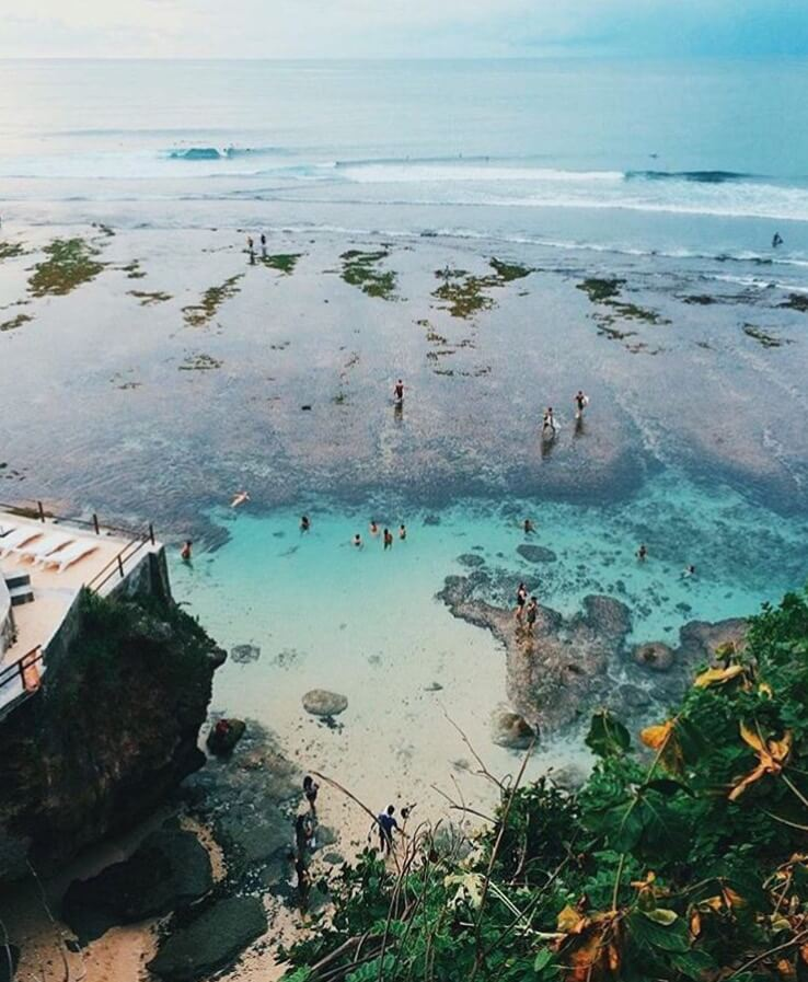 Uluwatu. Photo via The Asia Collective