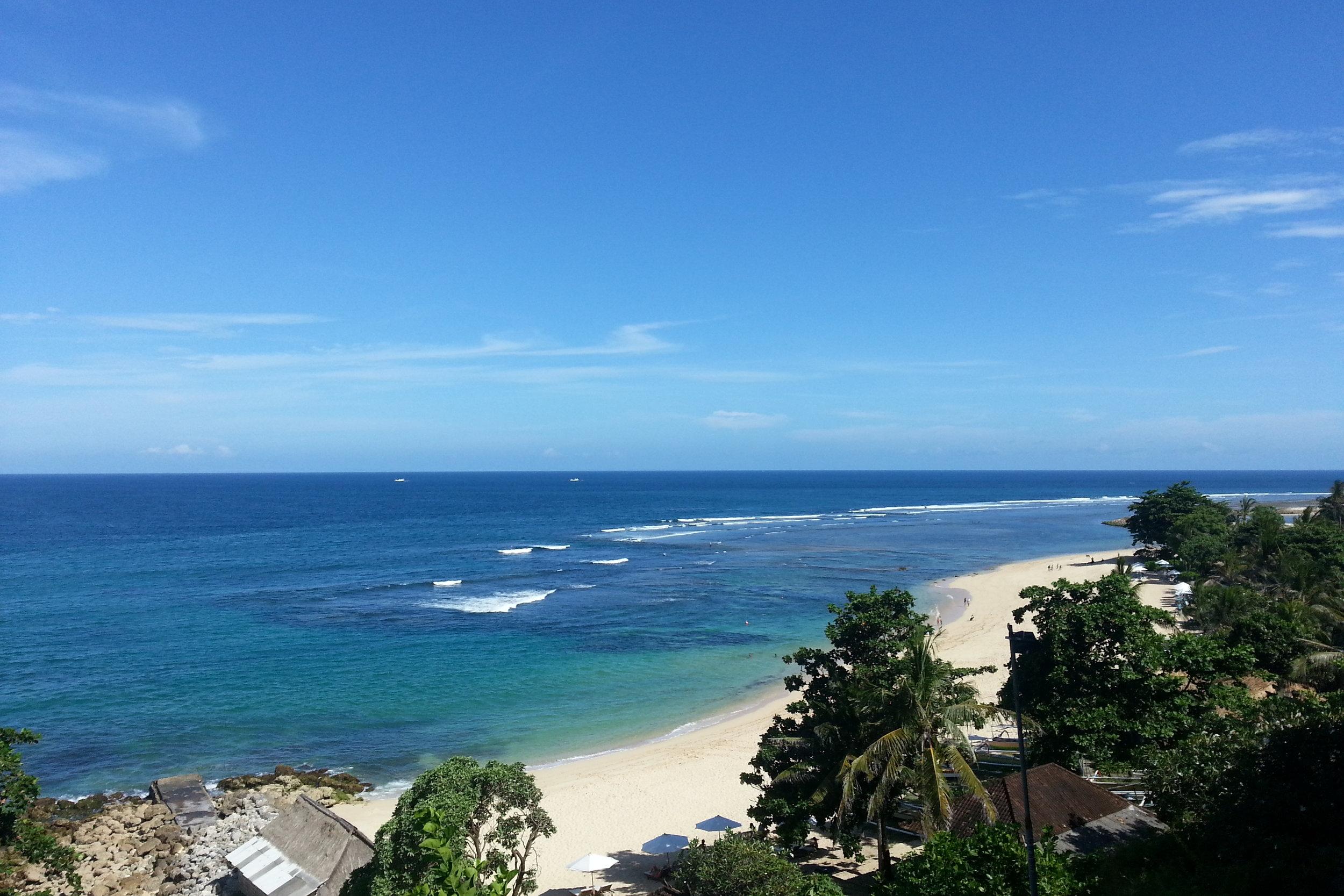 Nusa Dua Beaches. Photo: Melali Bingin