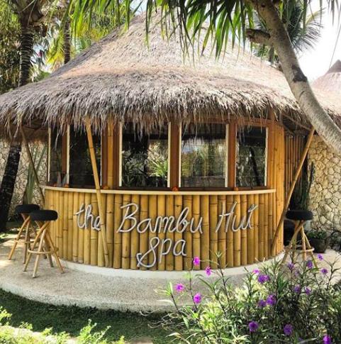 The beautiful Bambu Hut Spa in the heart of Bingin. Photo via :  @thebambuhut