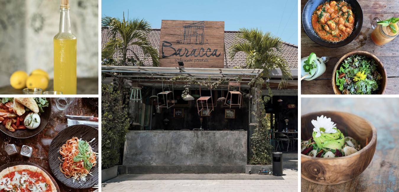La Baracca is located next to Suka -  Jl Labuan Sait No 10