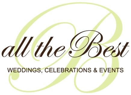 All the Best Weddings & Celebrations  Full-service wedding, event, honeymoon and destinations planner located at the Jersey Shore. No event or detail is too big or too small for the ATB Dream Team to handle!