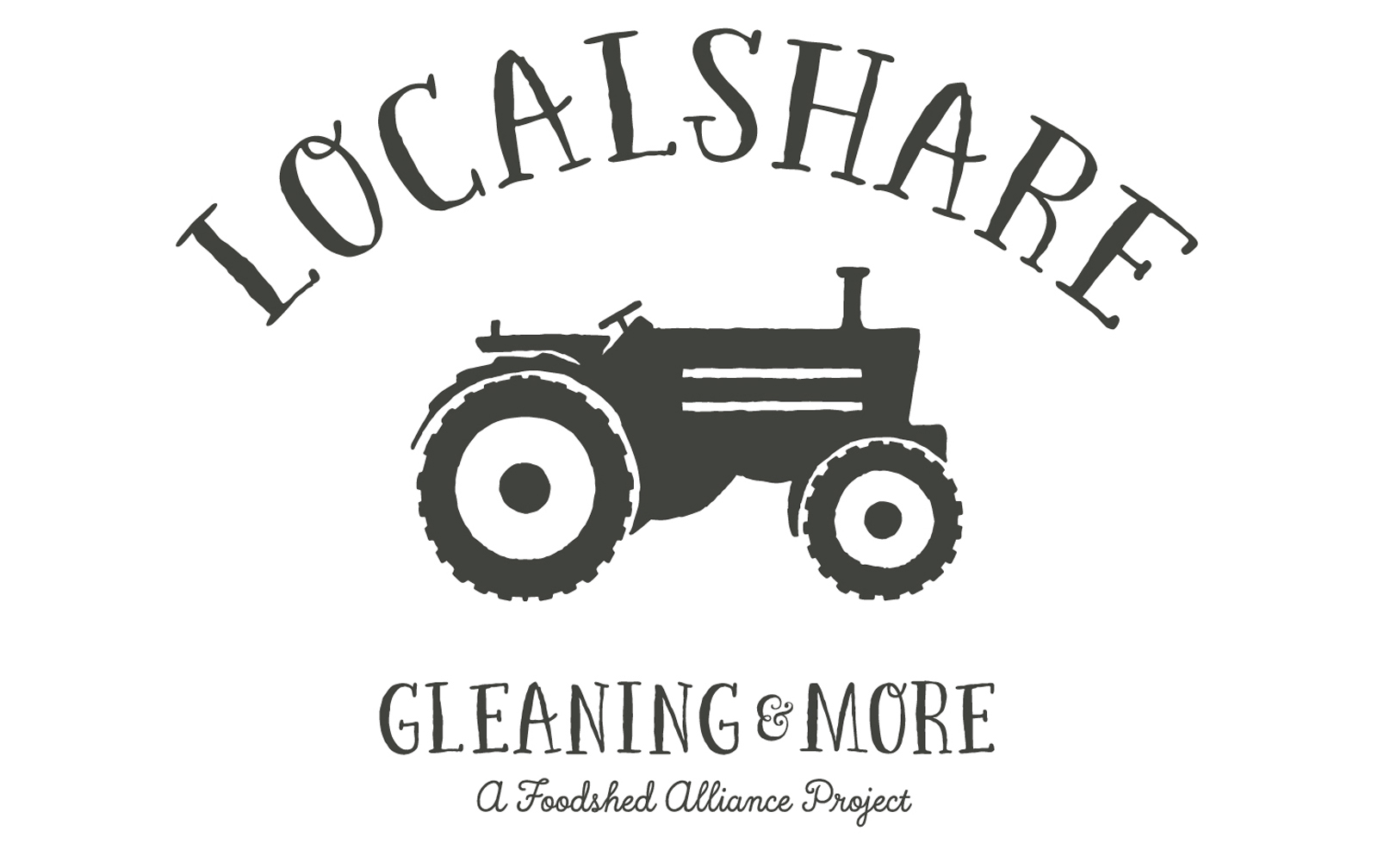 """The mission of the Foodshed Alliance's  LocalShare  program is to connect people in need to locally grown, natural foods. By involving the volunteer efforts of everyone in our community, we glean foods from local fields, turning what farmers could not harvest into nutrition for our neighbors who need it most.The program encompasses growing healthy organic food, rescuing and using what cannot be sold at market, getting it to people in need, teaching them how to cook and preserve it and creating community through """"Pay-What-You-Can"""" dinners."""