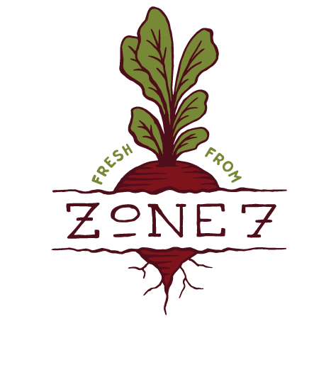 Zone 7  is a New-Jersey based, 100% local farm fresh distributor, and our goal has always been to keep the connection alive between farmer and customer. We work with over 120 farms and deliver daily to restaurants, schools and grocers. Our range of products include produce, meat, dairy, grains, and more!  We are leading the way in promoting our farms and customers while changing the way people see the local food economy.