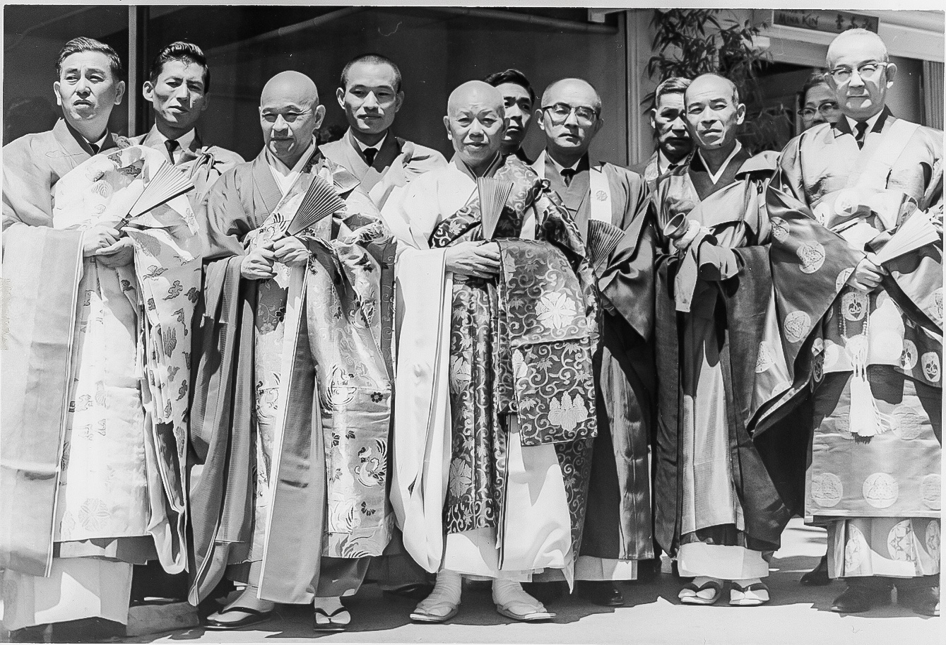 Former Reverends of Sokoji