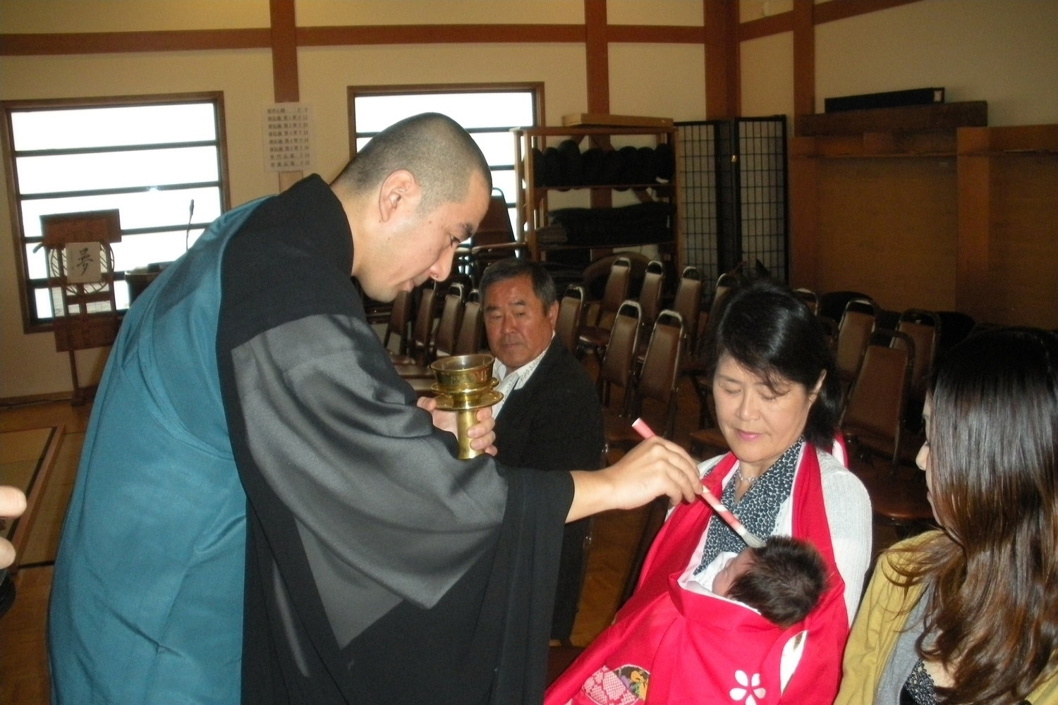 Weddings, Hatsumairi (Baby Blessing), Funerals, Memorial, etc. Please contact Sokoji for further information.