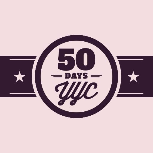50 Days YYC