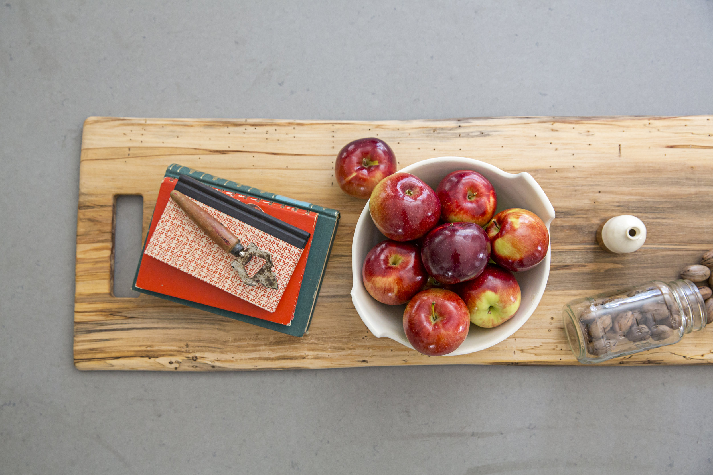Wooden Fall Table Display / Plantation Board / WoodKith
