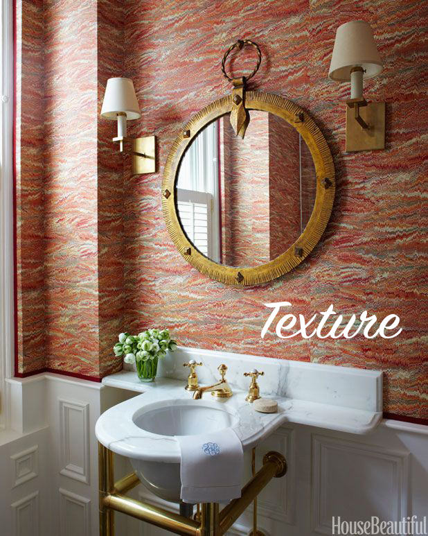 Design by Todd Klein -House Beautiful