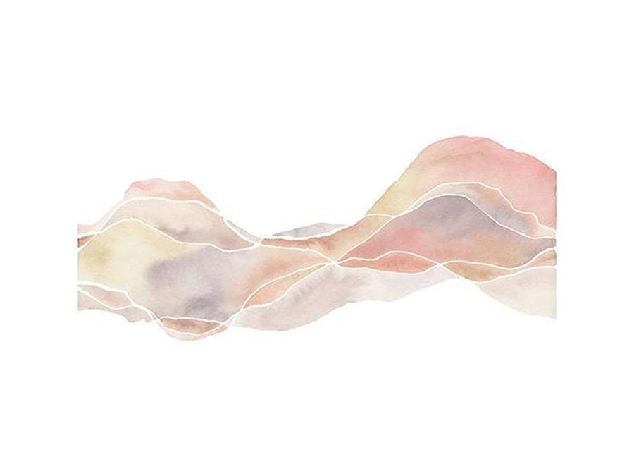 Palm Desert  from the Terrain Series by Jennifer Daily/Minted
