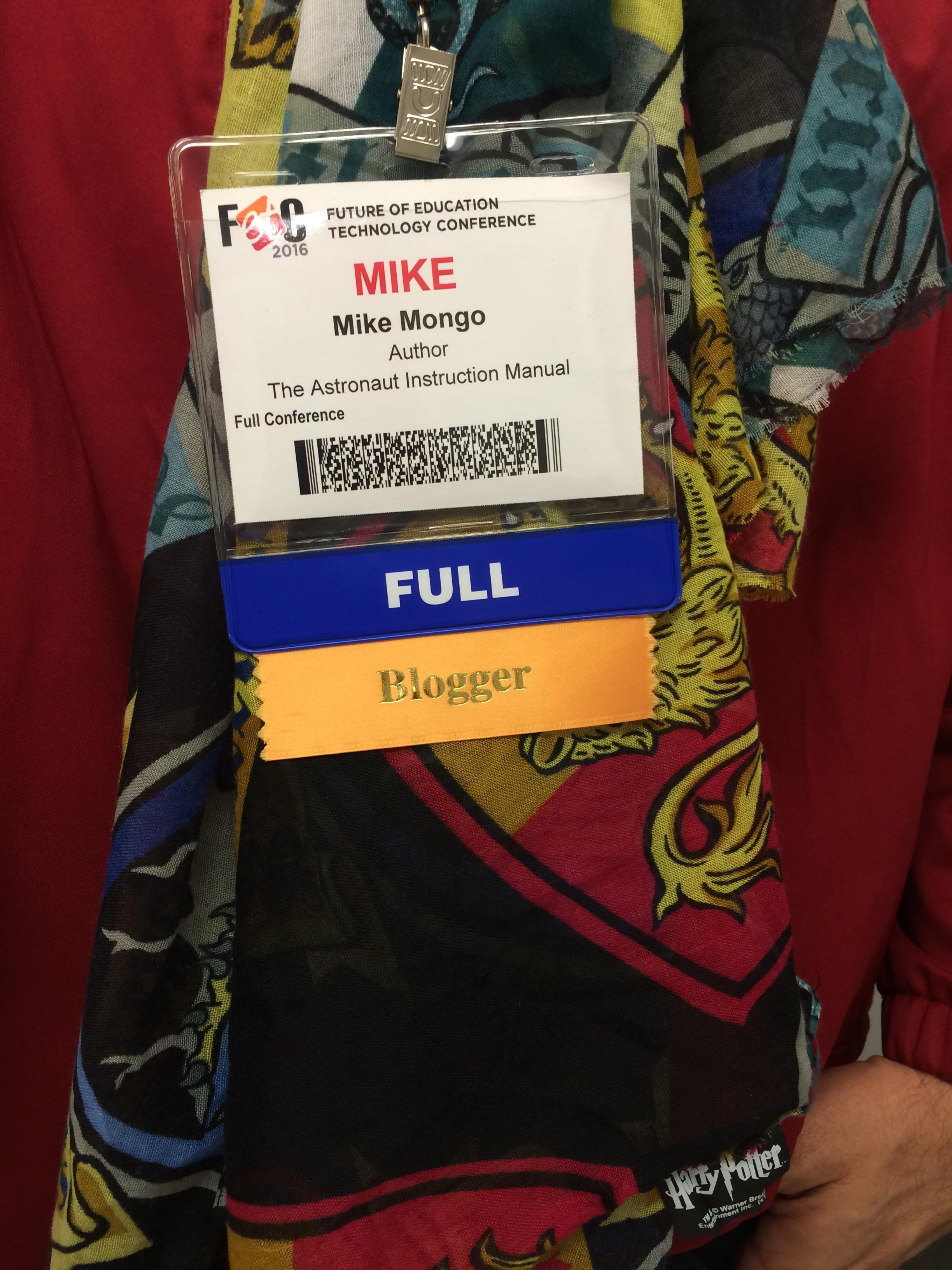 FETC badge