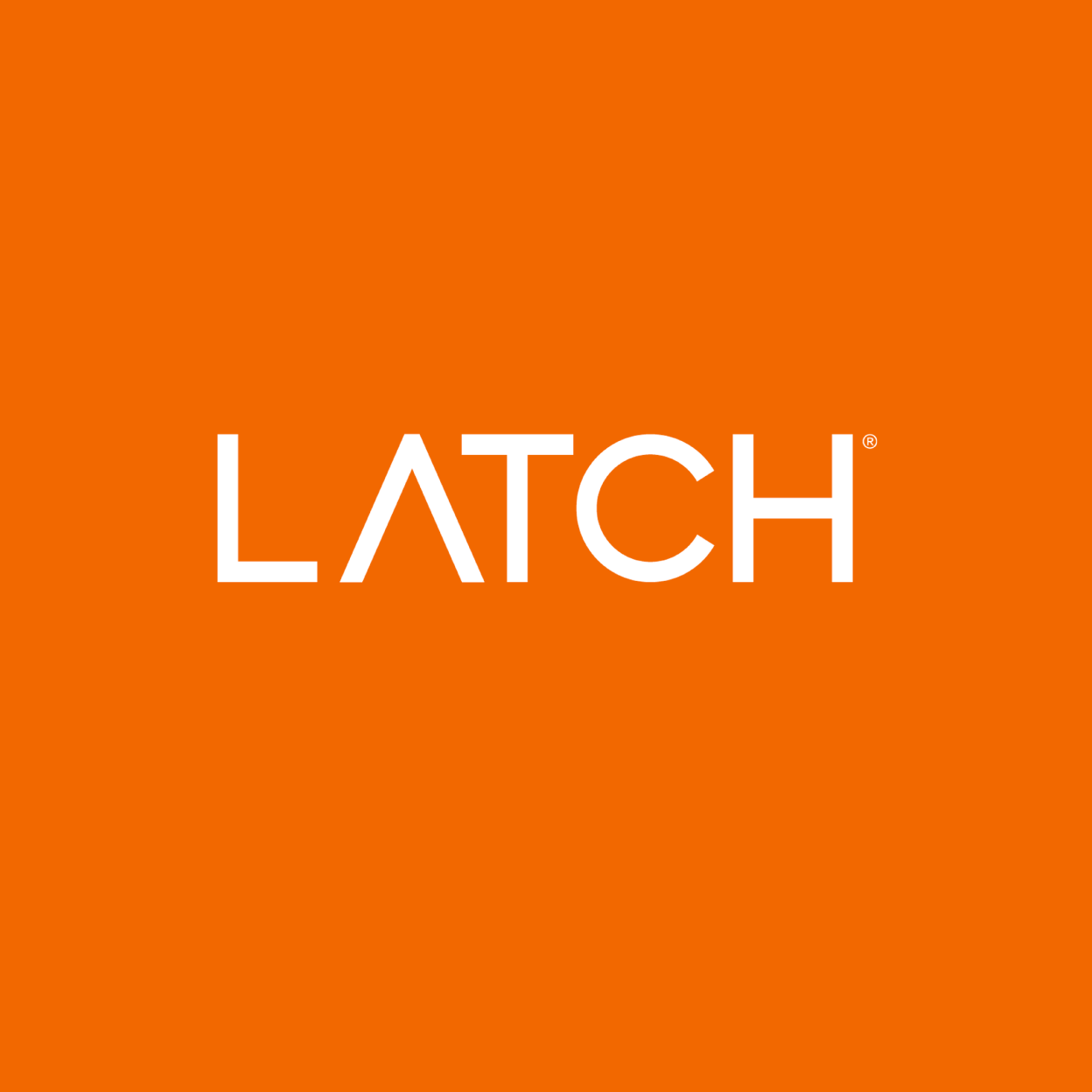 Latch is designed for urban areas and allows residents to open doors using either a magnetic key card, smartphone, or code.