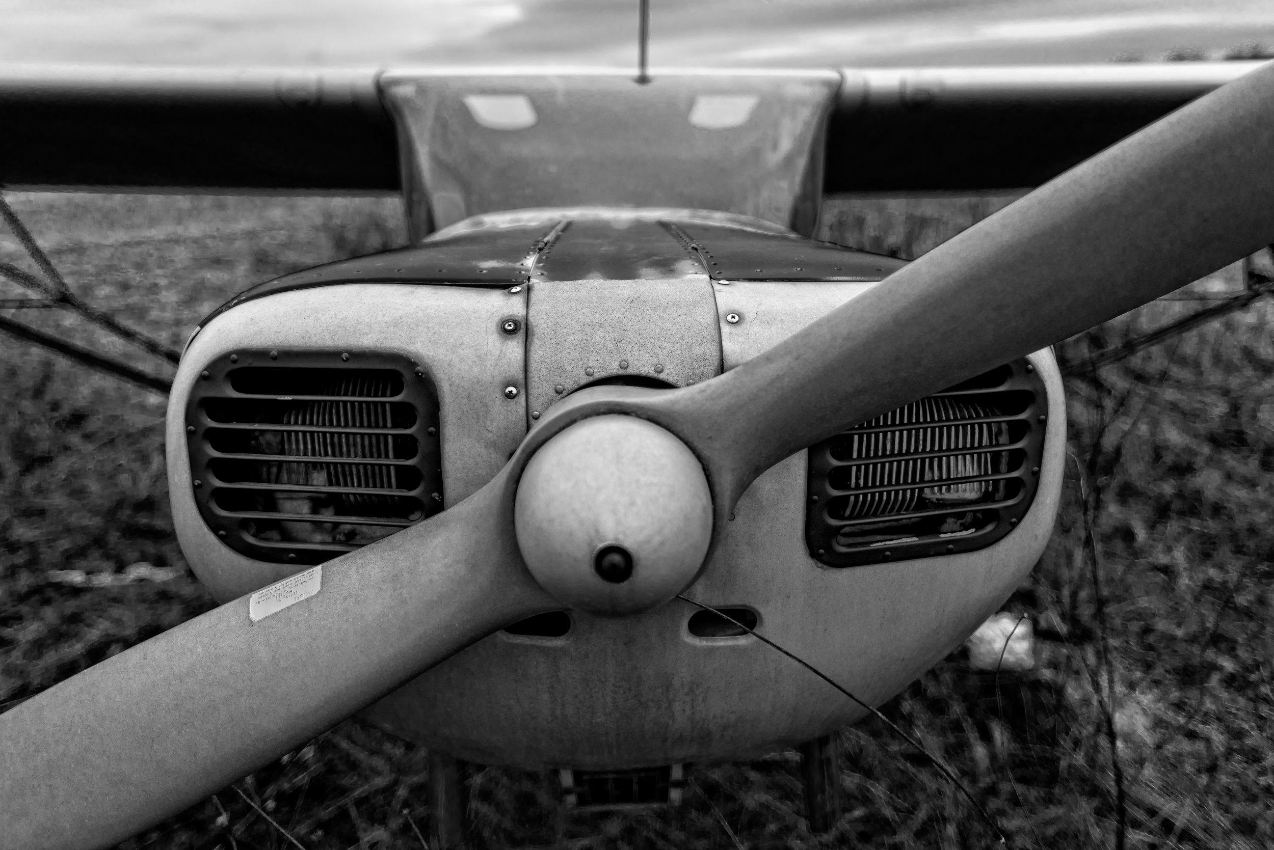 Cessna 140 Junker