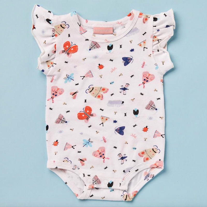 LOVE BUGS THRILLS SUMMER SUIT