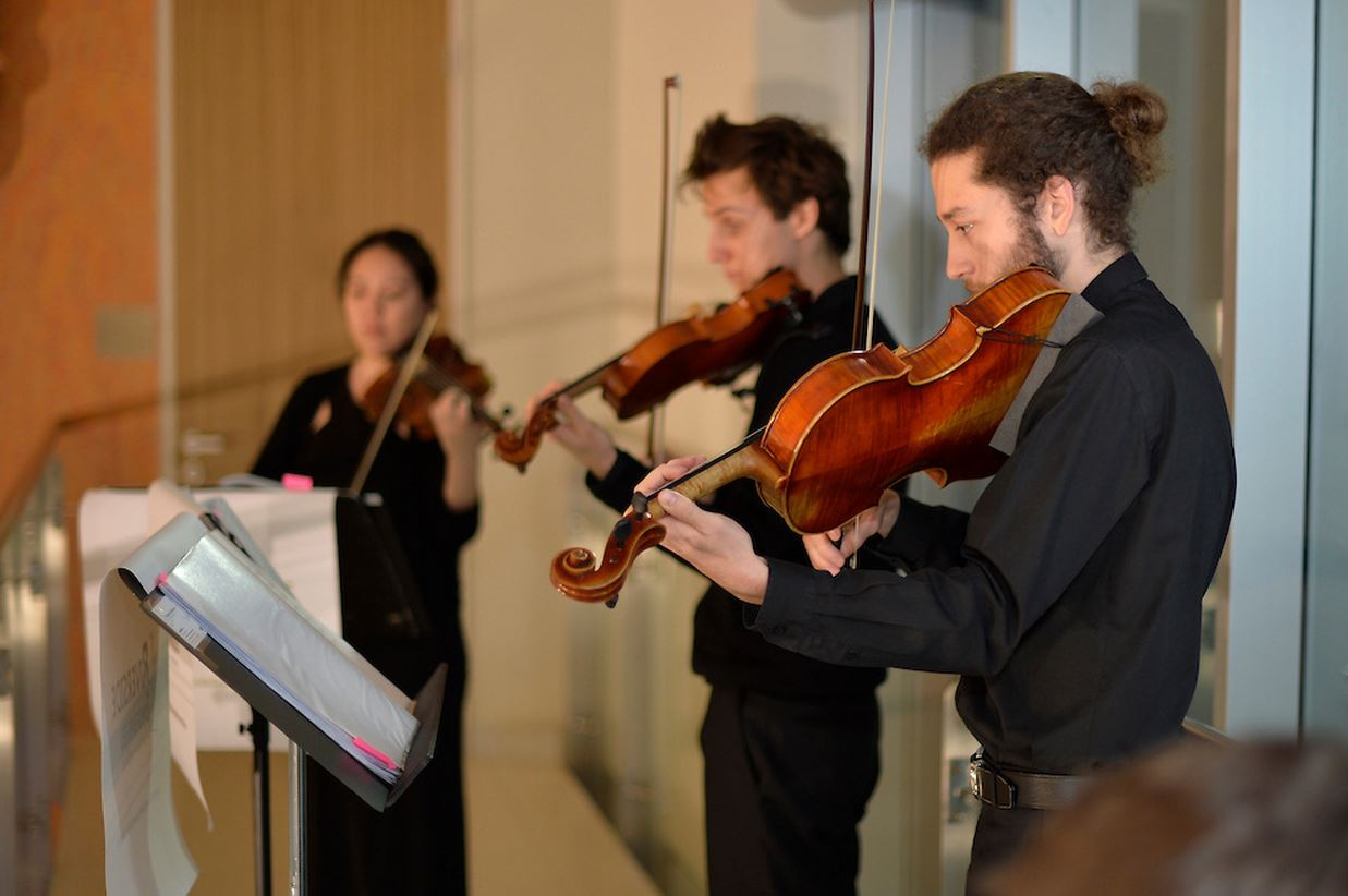Hire String Quartet Perth www.RiversideEnsembles.com.au