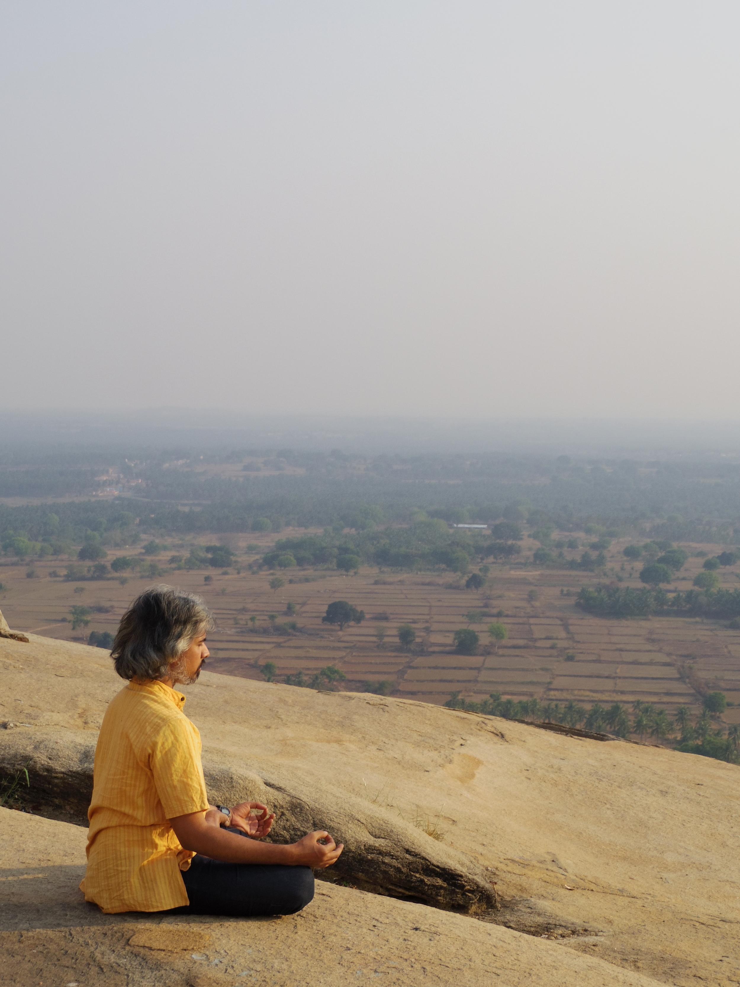 Yogacharya Bharath Shetty