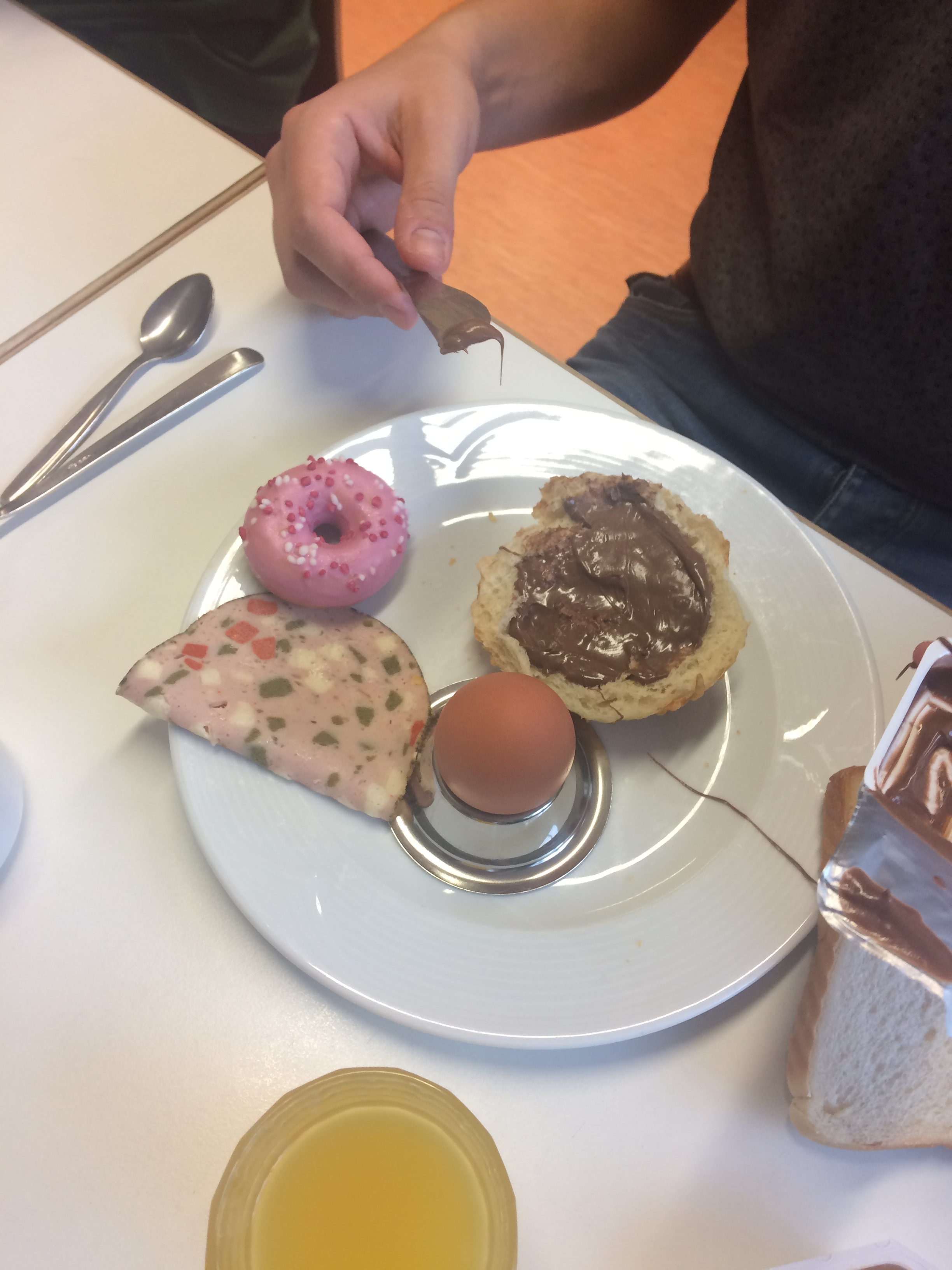 Vores udgave af sund og nærende morgenmad