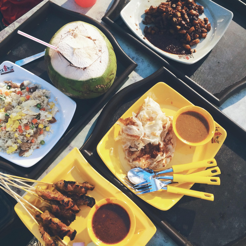 C. Chinatown Food St