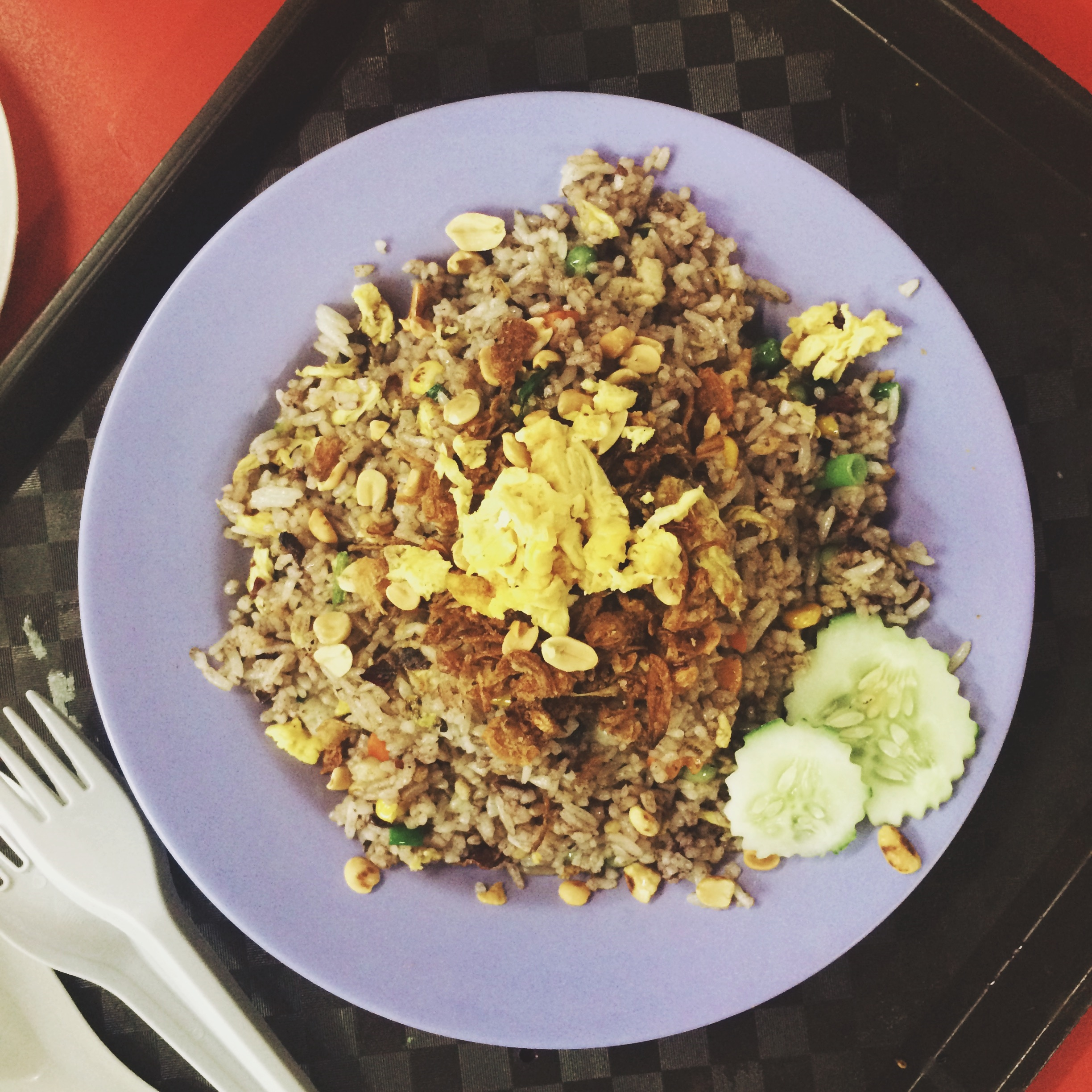 B. Olive fried rice