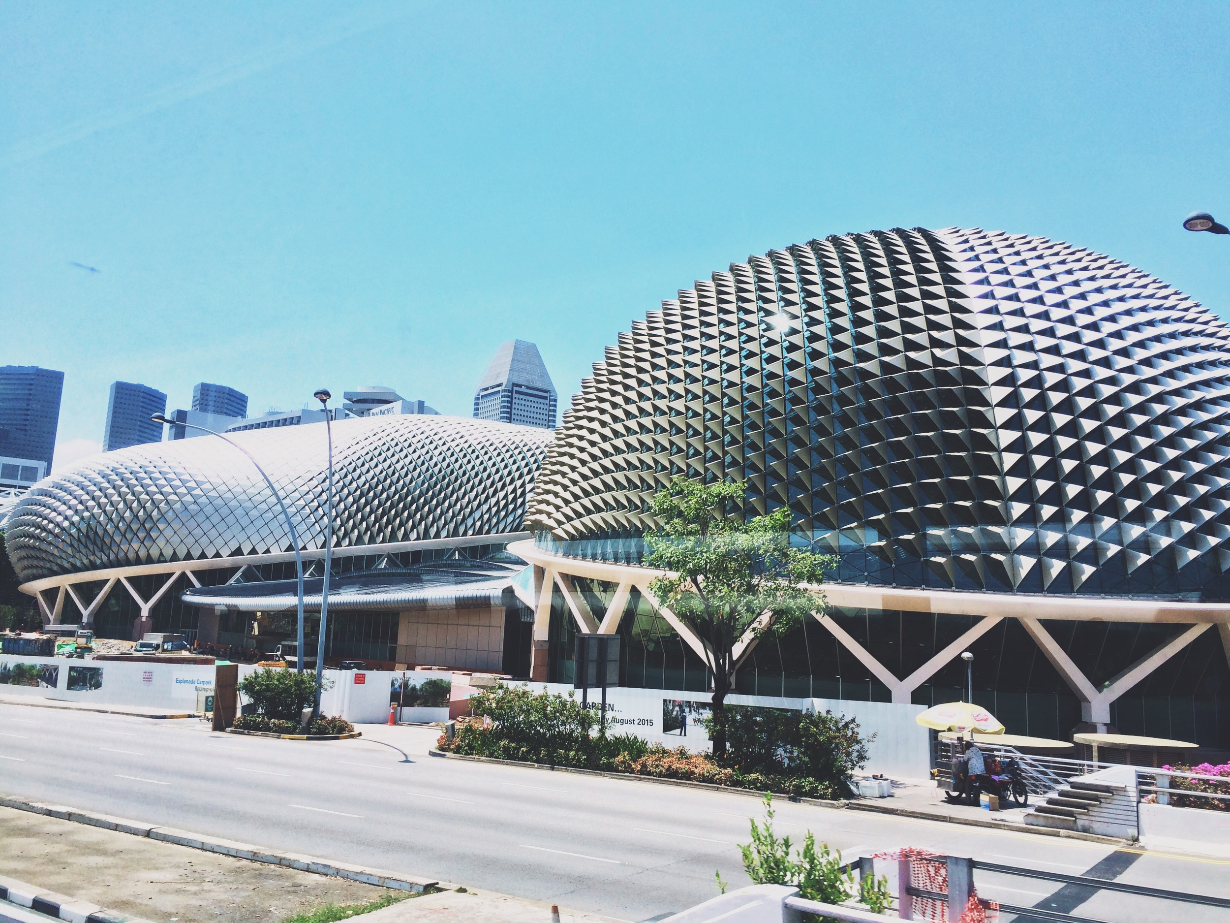 Esplanade performing arts centre