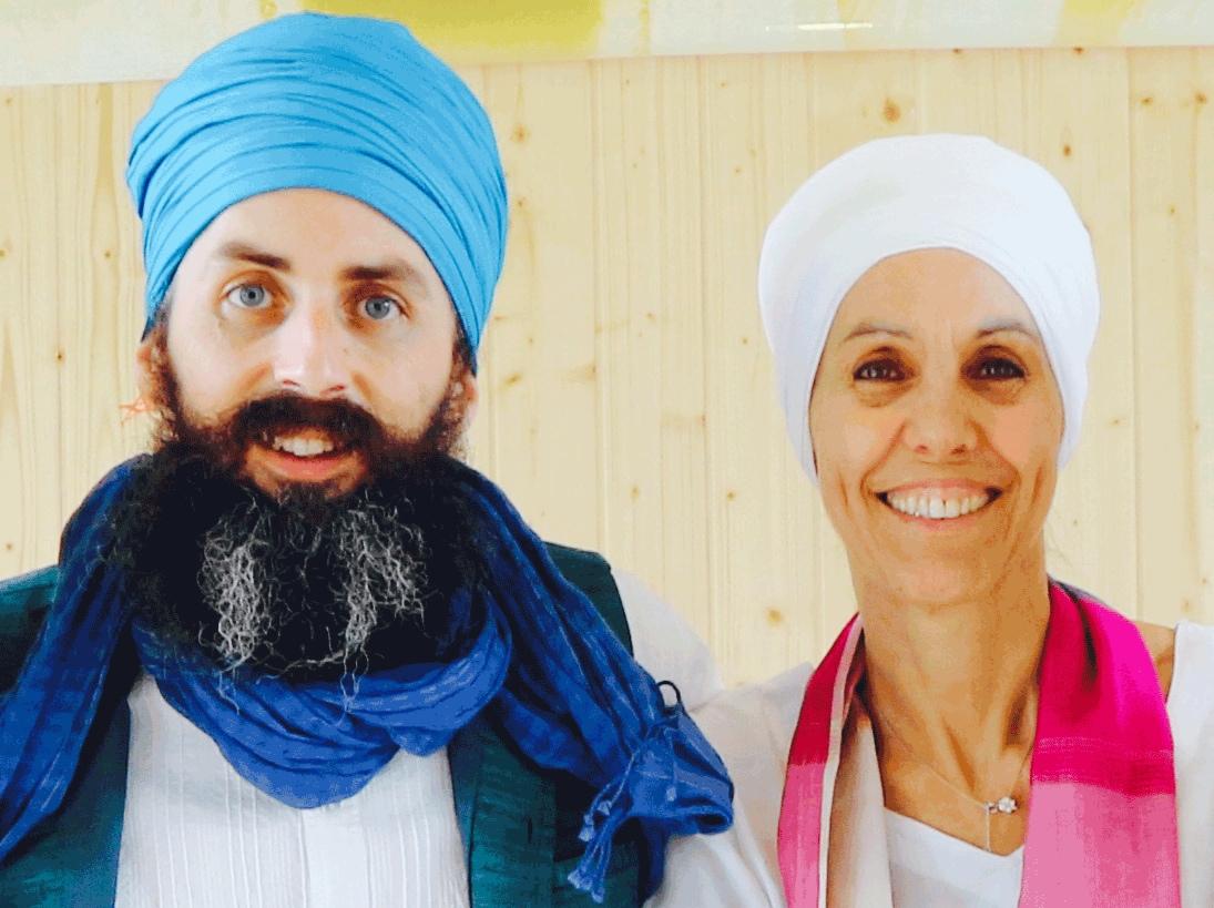 Satmukh Singh and Sat Sarbat Kaur